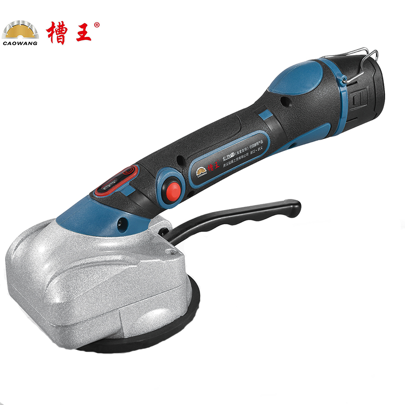Super Adsorption and Adjustable Vibration Frequency Portable Single Handheld Tiling Power Tools