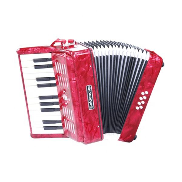 22 Keys 8 Bass Student Piano Accordion JP2208