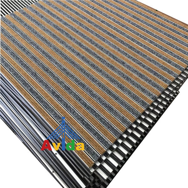 2500kg Heavy-duty Aluminum Floor Matting for Parking Garage