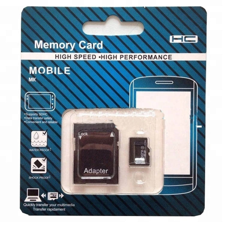 micro Wholesales real capacity high quality sd 2GB 4GB 8GB TF memory card