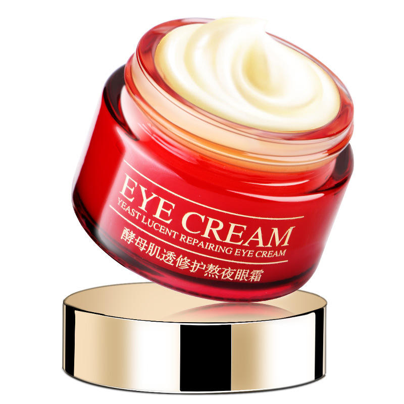 Private Label Anti Wrinkle Eye Dark Circles Cream Ageless Firming Under Eye Cream Reduce Puffiness Eye Bag Moisturizer