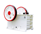 PE Series Jaw crusher for ores and rocks crushing plant