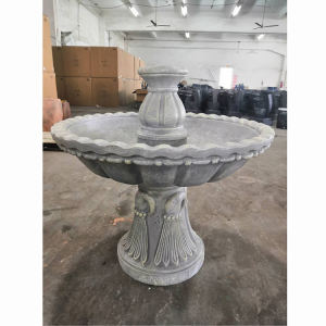 Best selling resin outdoor waterpartijen fontein uit China