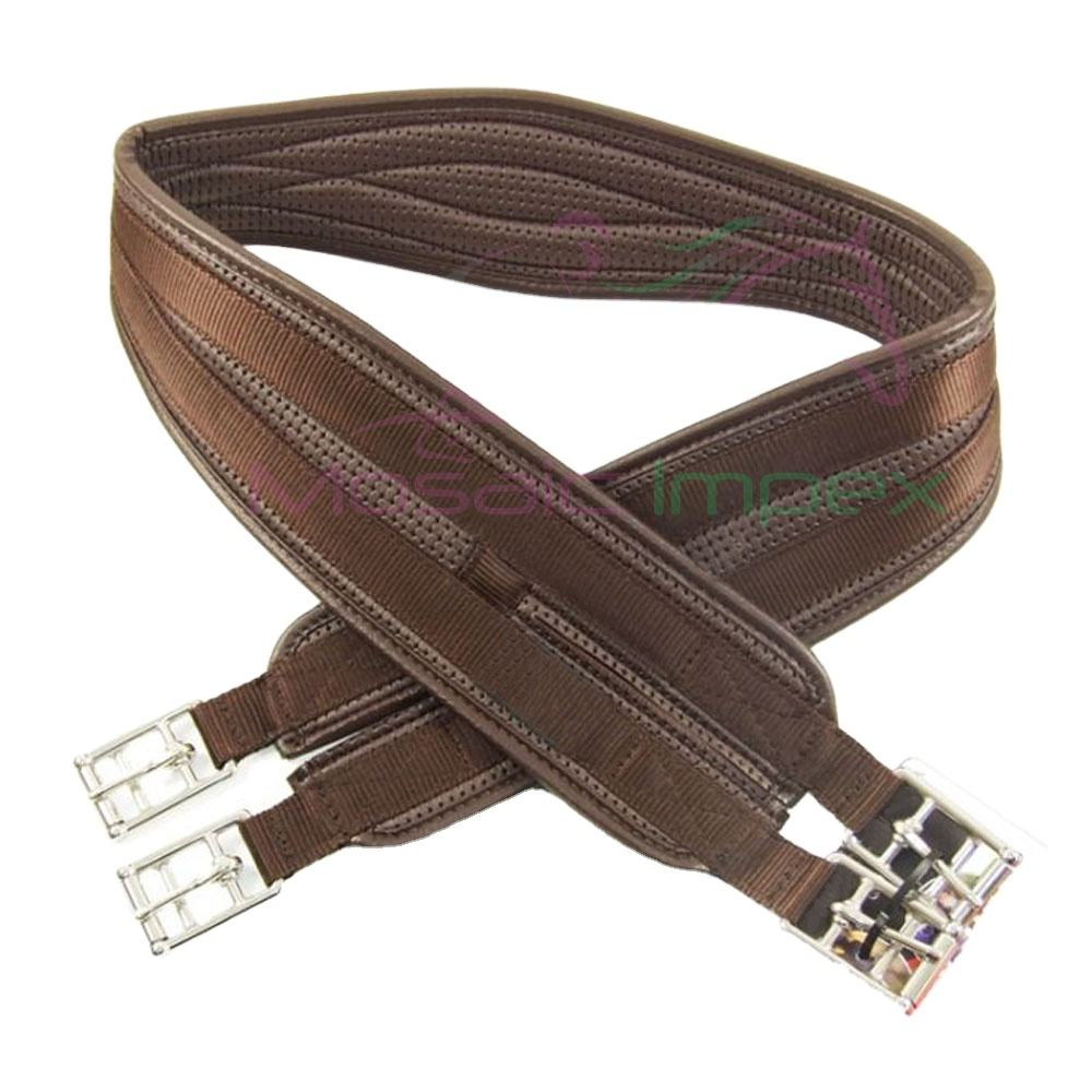 High Quality English Leather Horse Girth