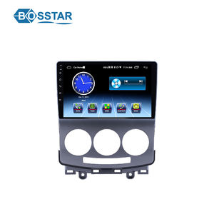 Bosstar Touch Screen Android Car Video Player Gps per Mazda 5 2006-2013 Audio Radio