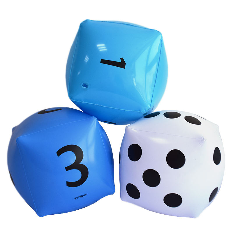 wholesale Custom inflatable cubes, inflatable dice for advertising