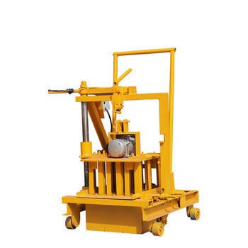 China hot-sales products QT40-3C egg laying clay brick making machine sale for best price