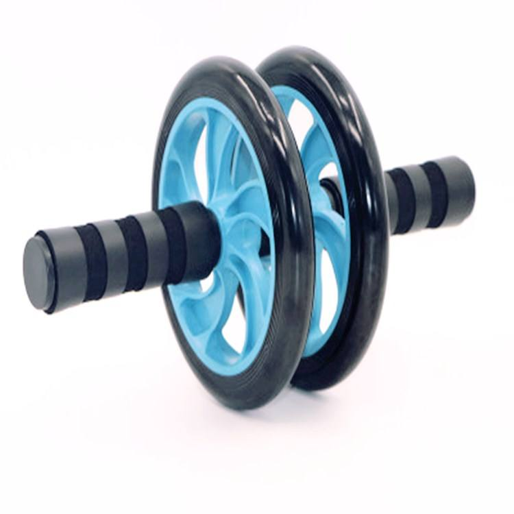 New environmentally Abdominal High quality healthy Exercise abdominal muscle wheel fitness