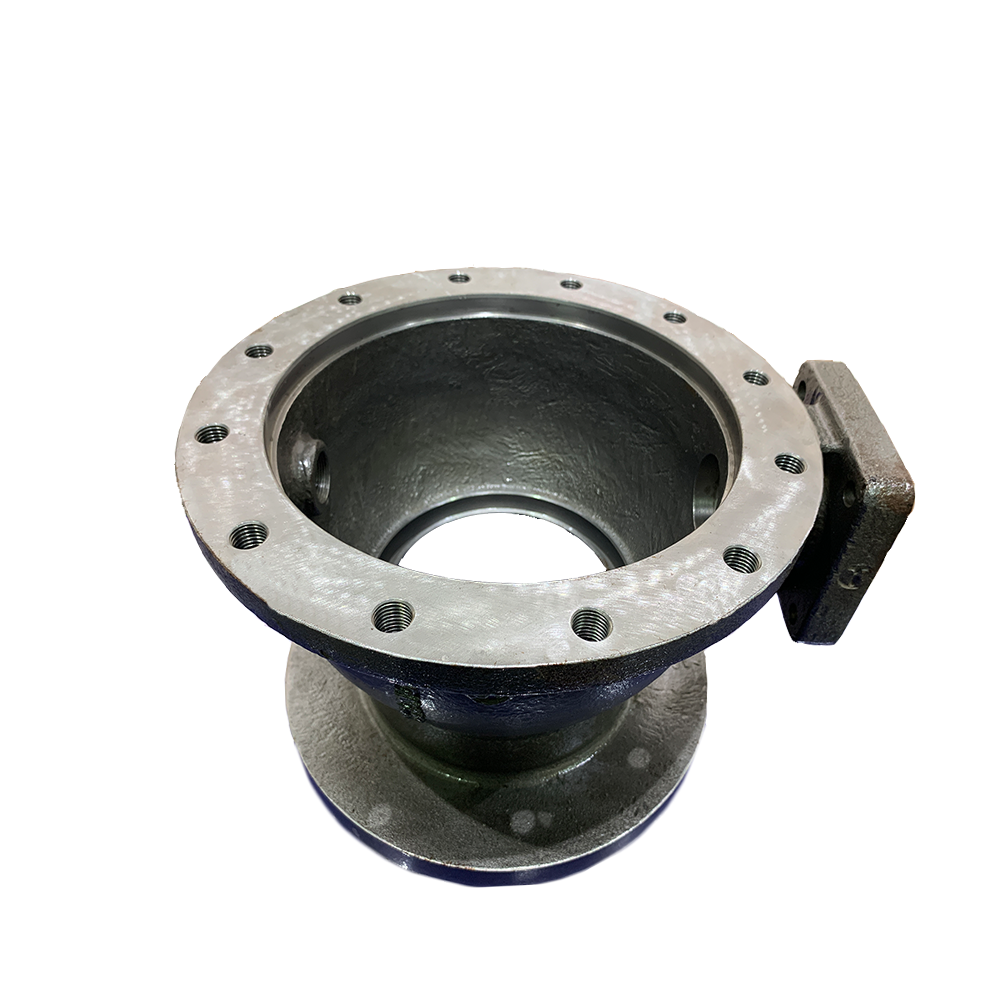 Casting Foundry Ductile Iron Casting Valve Body Mechanical Parts