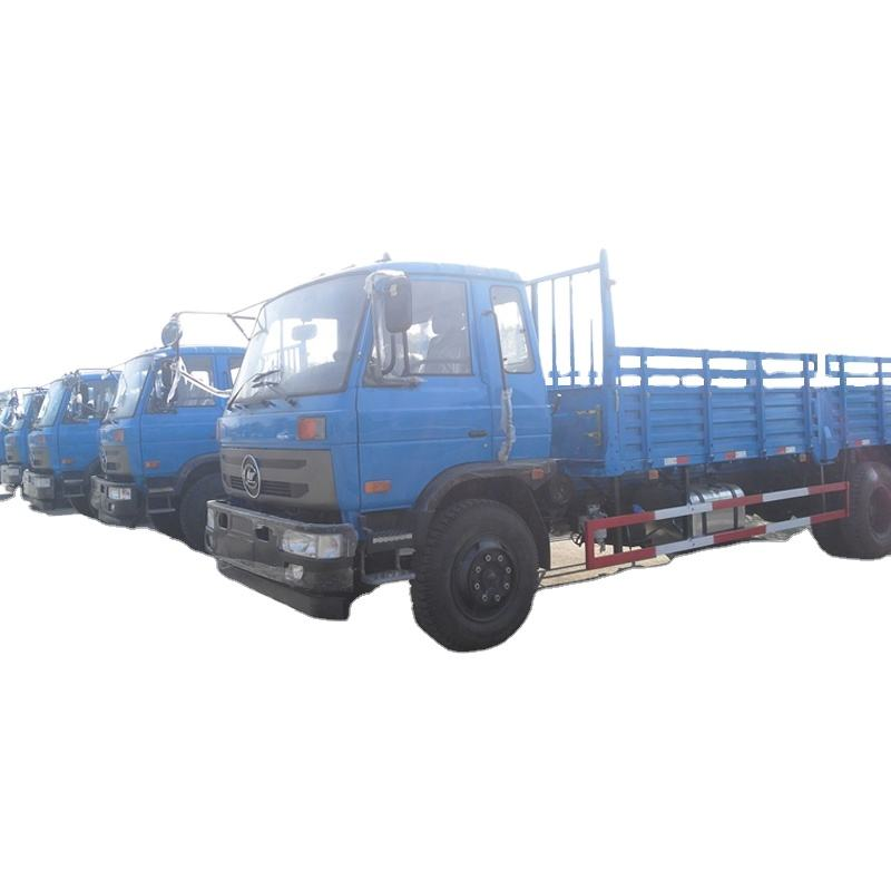China Dongfeng 4x2 half van trucks for sale