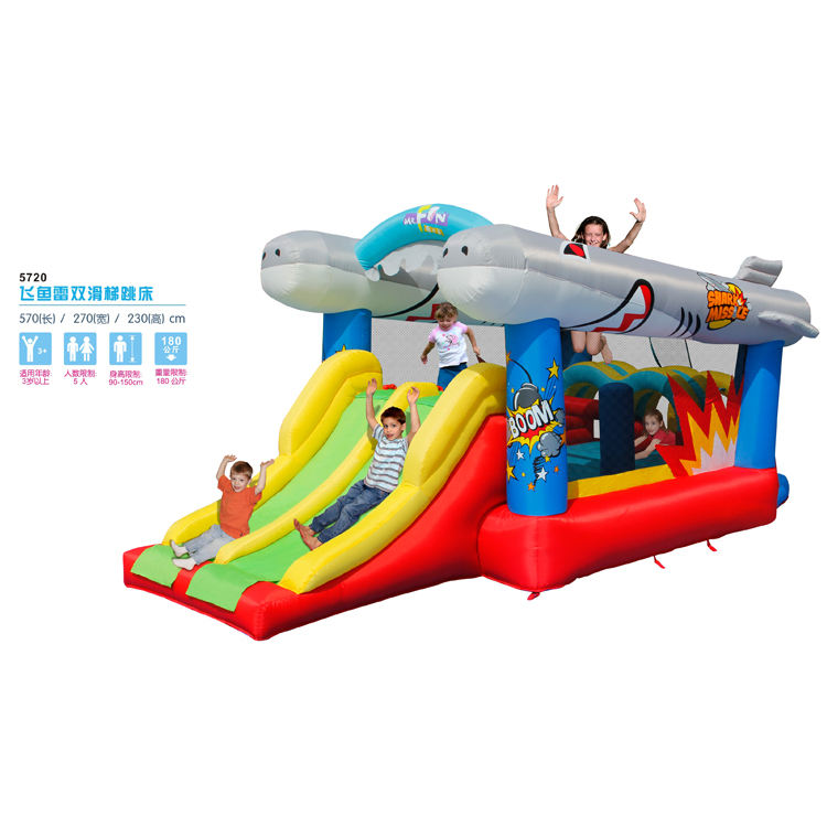 OKAI Inflatable Castle PVC Bouncy House For Kids Commercial Low Price Inflatable Bouncer Castle
