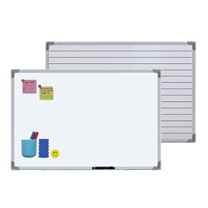 Best office 36x24 dry erase board wall mounted magnetic whiteboard for sale