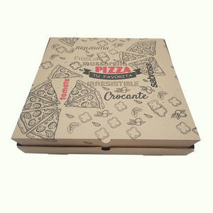 6 7 8 9 10 11 12 13 14 16 18 20 24 30 inch Custom Pizza Box with Logo