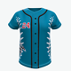 Sublimated custom made wholesale softball jersey baseball jersey uniform