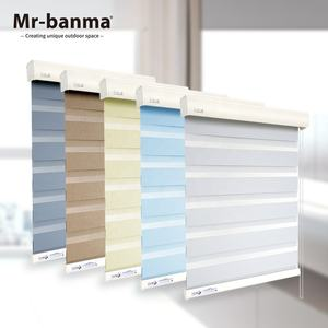 motorized window blinds zebra shades