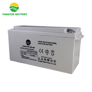 12 v 150ah backup schrott batterie