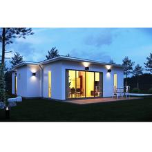 Customized easy assembly economic prefabricated 3 bedroom prefab house plans