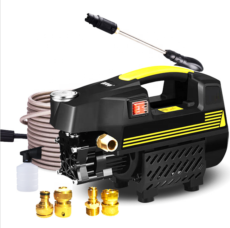 Self Service 1500w car washer professional Portable high pressure cleaner water pump for car wash