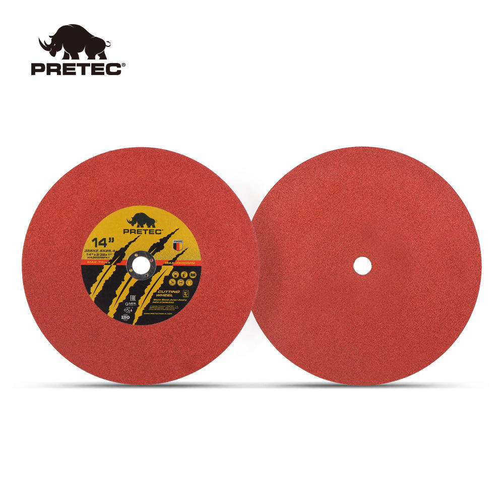 pretec T41 14 inch cutting wheel