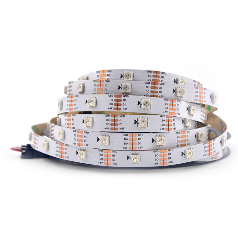 5050 RGB WS2813 LED Strip Lampu