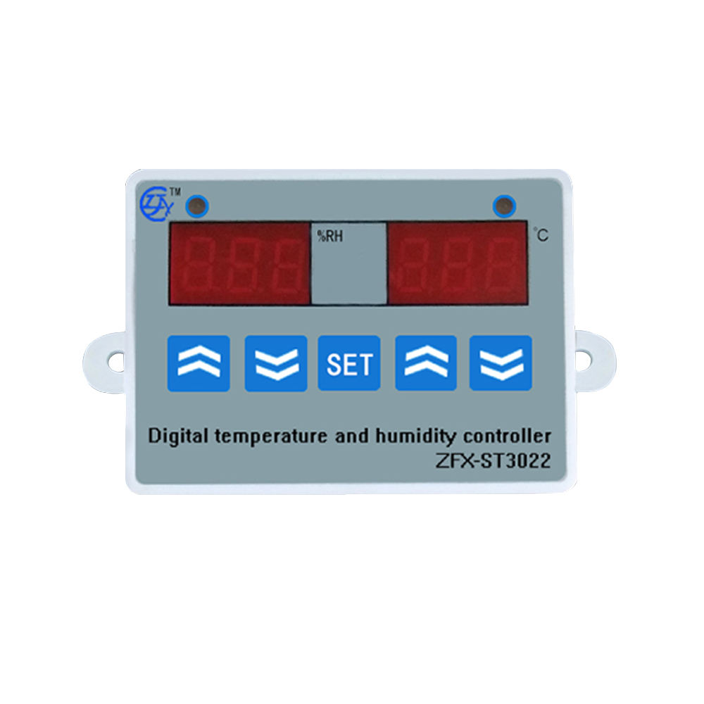 High precision segment programmable time program intelligent PID digital temperature controller for Industrial