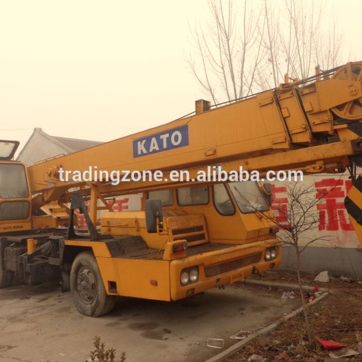 Used kato truck crane 25 ton, NK250E Original from Japan, cheap price