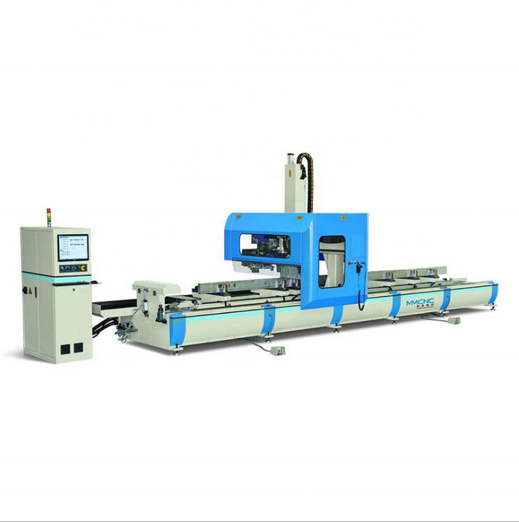 Fast speed desktop CNC milling cutting router machine for plywood MDF aluminum acrylic