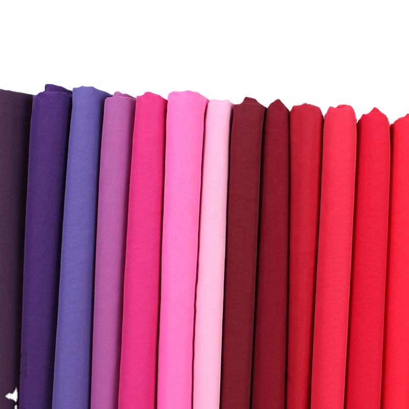 Customized color 228t nylon taslan fabric 100 colors in stock
