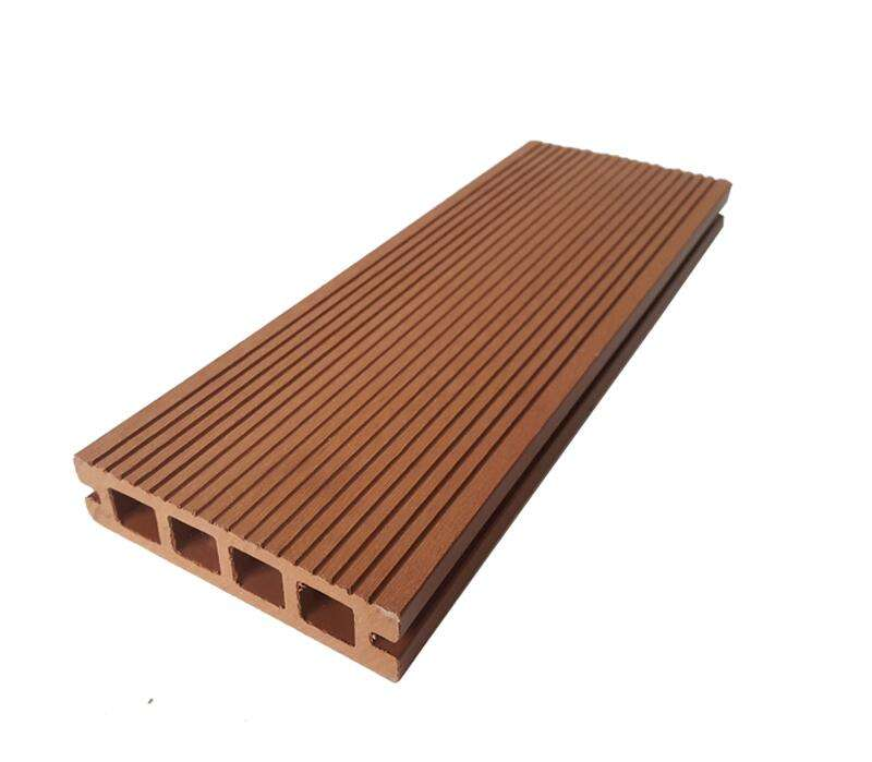 wood plastic composite WPC decking floor