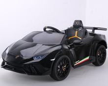 HOT SELLING CHIC Lamborghini Licensed Ride On Car Remote Control kids Electric car  toy car
