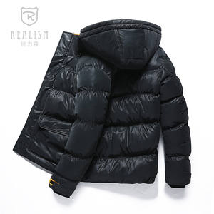 Quality and Quantity Assured Men Padded Jacket Outdoor Mens Jacket Puffer Coat Quilted Jacket Coat Men