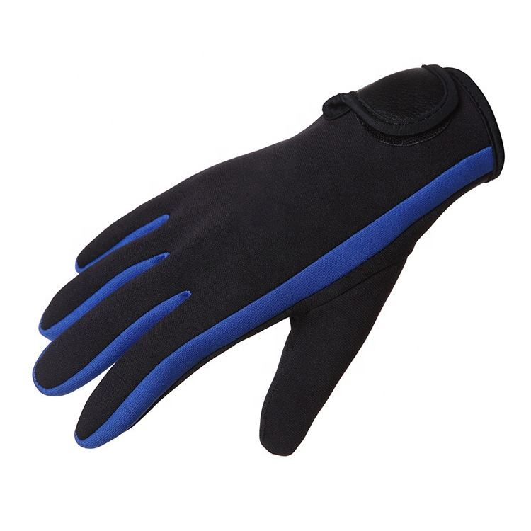 3mm new hot surf diving warm non-slip gloves