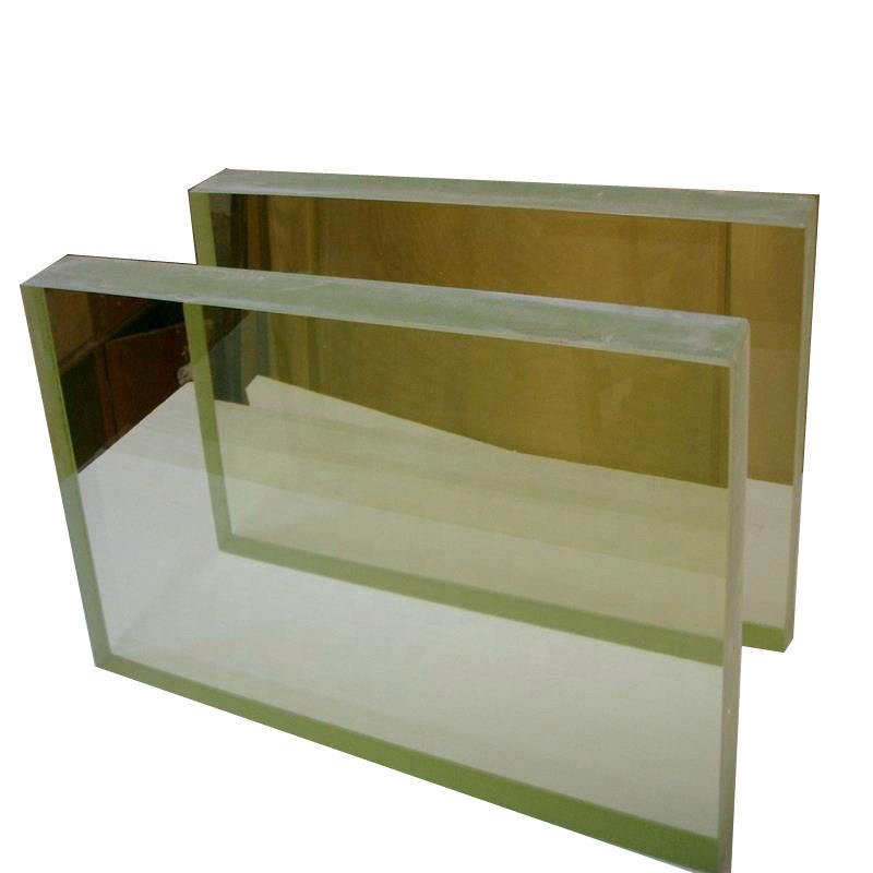 Lead Sheet Radiation Protection Lead Glass Sheet For Windows