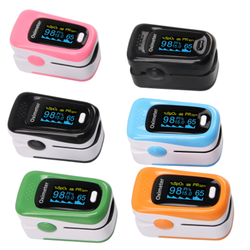 CE approved High Quality Household Fingertip Pulse Oximeter Spo2 Oxygen TFT digital display