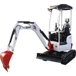 CE EPA Mini Excavators 1ton 2ton 6ton micro crawler digger machine china small miniexcavator excavator