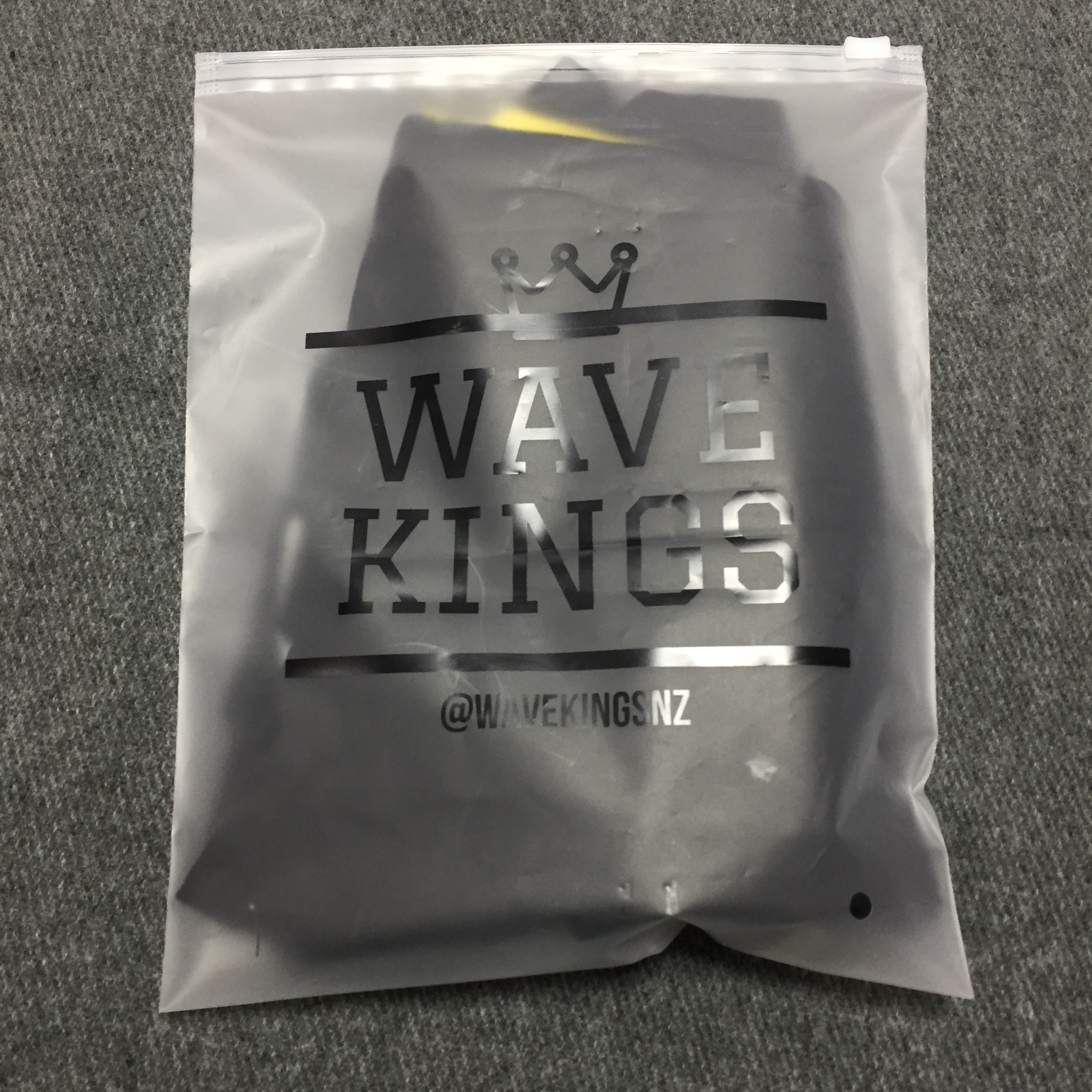 Clothing plastic zipper bag customized printed packaging pvc PE bag tshirt clothes packaging slider zip lock