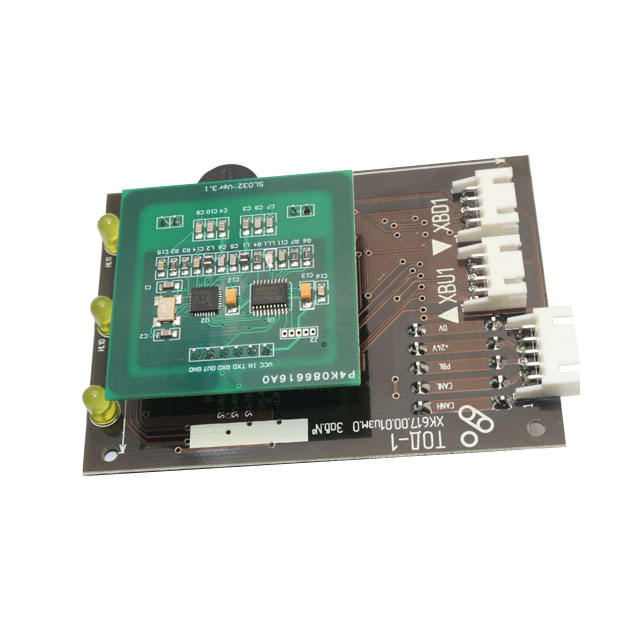 Shenzhen Multilayer FR4 PCB und PCB Assembly Factory