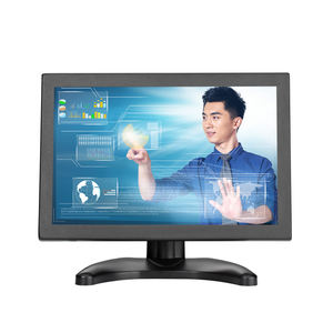 High brightness 10 inch lcd monitor 10.1 inch