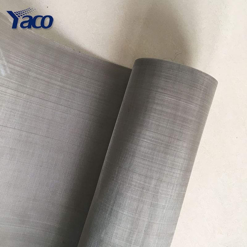 Heavy Duty Stainless Steel Crimped Sieving Wire Mesh For Quarry And Mining