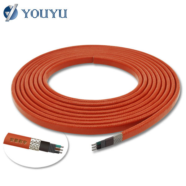 Fashion Design Of Thick Slab Floor Heating Wire heating trace cable