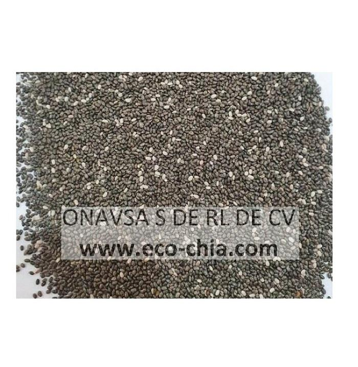 High Quality 100% Natural Organic Black Chia Seed From Mexico For Wholesale