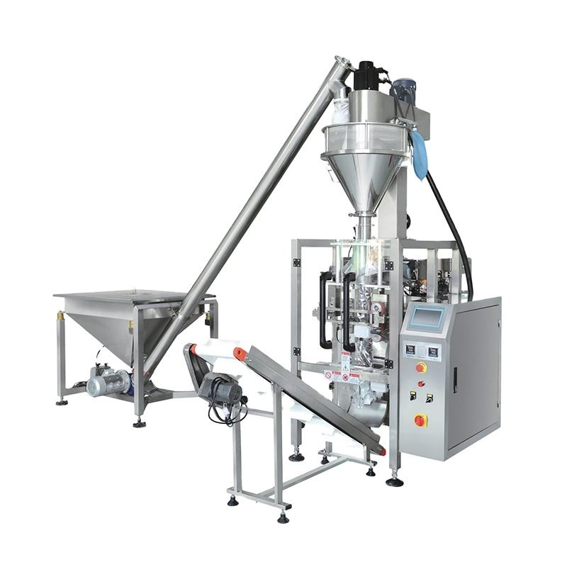 CE approved Automatic chestnut Flour/milk Powder auger packing filling machine