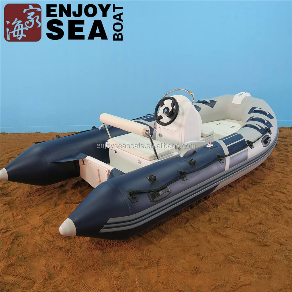 CE 3.6m Rib 360 Hypalon Rigid Inflatable Boat China Rib Boats for fishing