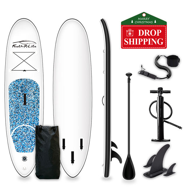 Double Sup Stand up Paddle Board Set for water sports beach paddle board set water paddle board set