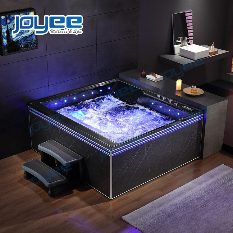 NEW Material SERC skirt luxury acrylic ozone spa massage bath tub bathroom bathtub and jacuzzi hot tub for bathroom