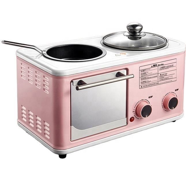 Multifunctional home breakfast machine 3 in 1 lazy toaster machine Sandwich breakfast machine