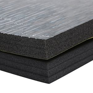 Xpe Kopuk Levha Heat Insulators Materials Polyethylene Closed Cell Xpe Foam With Aluminum Film For Thermal Insulation
