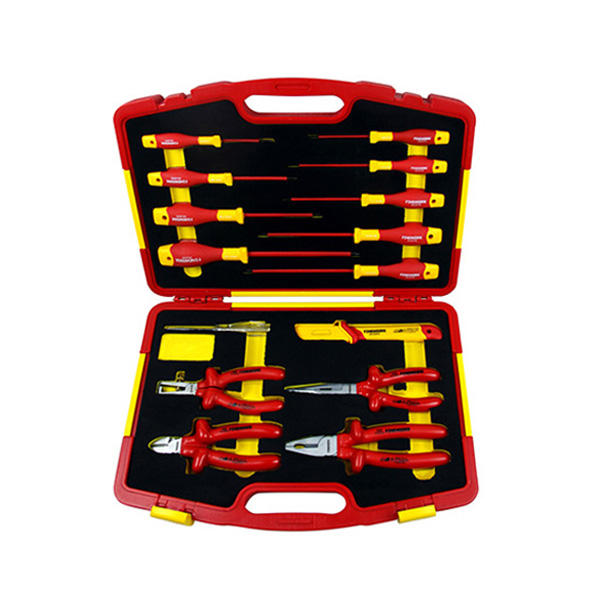 15PCS Insulated Electronic Tools Set Pliers and Screwdriver 1000V