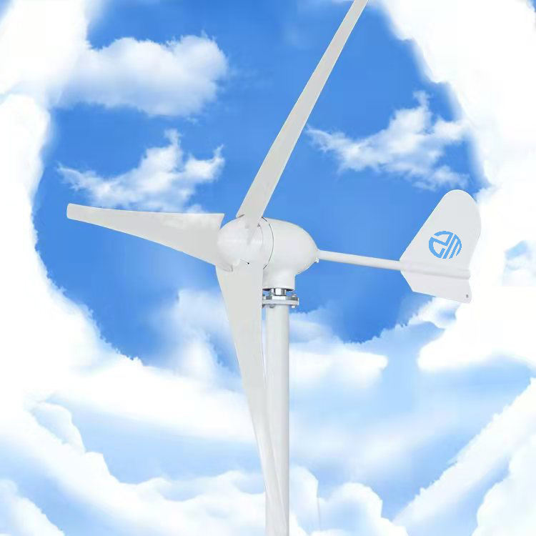 TOP Selling 600w Small Wind Power Generator für den Heimgebrauch