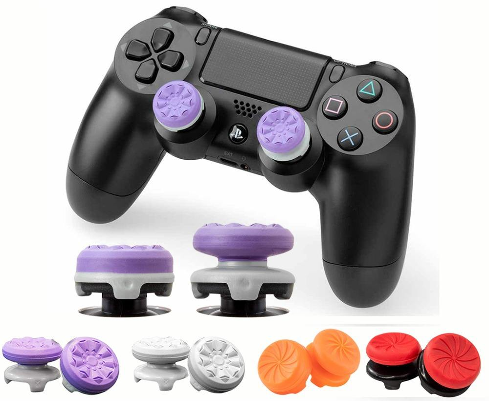 Joystick FPS Freek Thumb Grips Controller Move Motion Gamepad For PS4 Motion Controller Silicone Thumb Grips Freek Thumbsticks